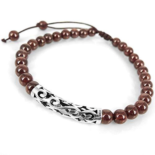 Best mens bracelet silver 925 for 2021
