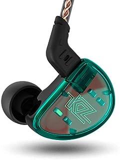 KZ AS10 HIFI Stereo 5 Balanced Armature Driver Monitor Auricolari In Ear Cuffie Auricolari (Senza microfono, Ciano)