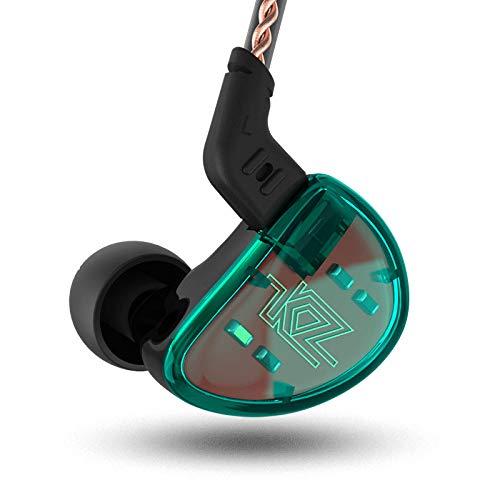KZ AS10 HIFI Stereo 5 Balanced Armature Driver Monitor Earphone In Ear...