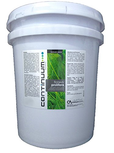 Continuum Aquatics Flora Viv Prolifera - Carbon Source and Krebs Cycle Accelerator for Freshwater Planted Aquariums