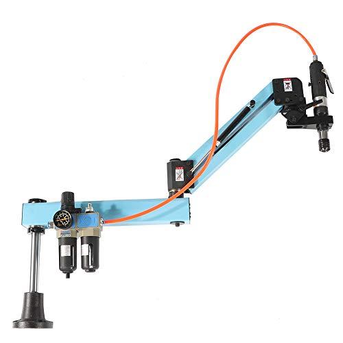Máquina neumática de rosca, con engranaje de giro constante de acero inoxidable aumentar el tapper neumático