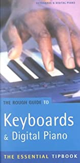 The Rough Guide to Digital Piano Tipbook, 1st Edition (Rough Guide Tipbooks)