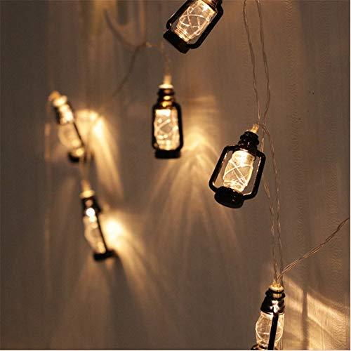 Sala De Niñas Iluminación Guirnalda Guirnalda De Luz Luces Led Decoración Navideña Fiesta En Forma De Corazón Sala De Banquetes De Boda Guirnaldas De Bodas