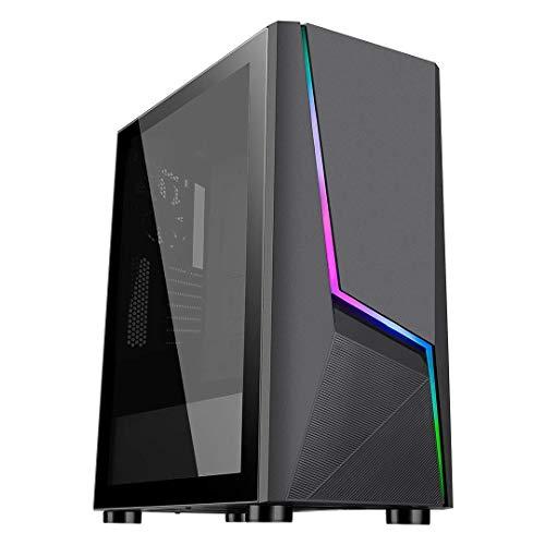 SYNTRONIC Gaming Desktop PC CORE i5 4570/16 GB RAM / 120GB SSD & 1TB HDD / 4GB DDR5 GTX 1050Ti Graphics/WiFi Ready/USB 3.0 / HDMI