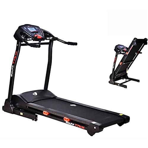 Get Fit, Tapis Roulant Route 775, 3Hp, 20km/h, Richiudibile, Home Fitness
