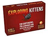 Asmodee ASMD0007 - Exploding Kittens Party-