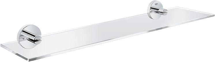 GROHE Essentials glazen plank 530 mm, glas/superstaal, 40799DC1