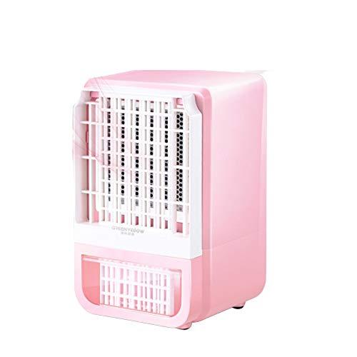 AUED Mini Calentador, Calentador de Ventilador del Calentador eléctrico portátil de sobremesa...