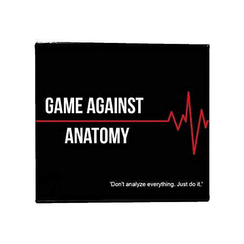 Cards Game Against Anatomy  Best Party Game for Grey#039s Fans