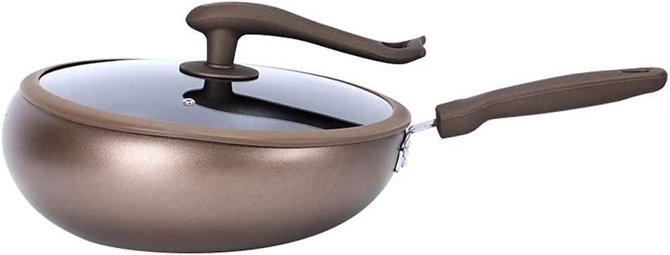 Pot Non-Stick Deep Sauté Chef Safe Resist Pan 70% OFF Outlet Dishwasher Scratch sale