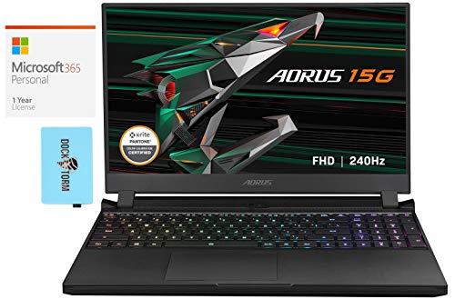 Compare Gigabyte AORUS 15G vs other laptops