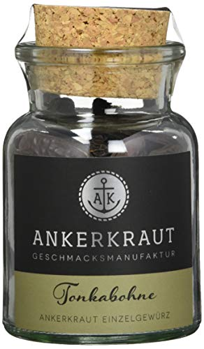 Ankerkraut Tonkabohne, 80g im Korkenglas