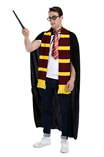 Zac's Alter Ego 5 Piece Wizard Set - Perfect for Halloween & World Book Day
