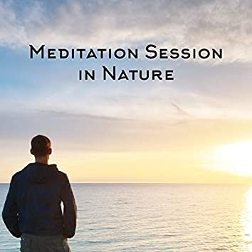 Meditation Session in Nature – Ambient New Age Music for Self-Care Practice, Deep Contemplations, Sounds of Waves and Forest