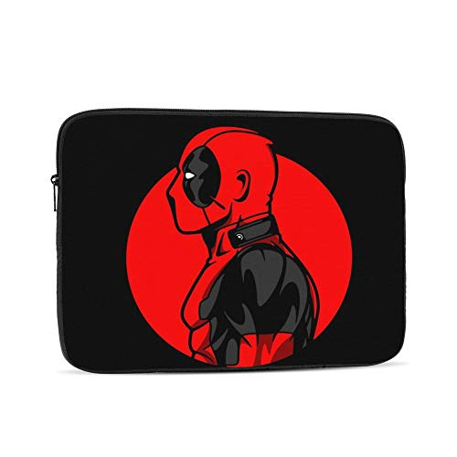 De-ad-po-ol Funky Laptop Sleeve Case 10-17 Inch Laptop Sleeve Case Bag Compatible Computer Tablet or Ipad