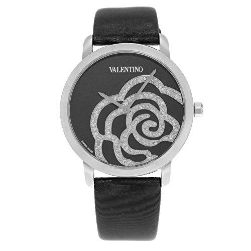 Valentino rose nero v41sbq-9999-ss009acciaio INOX quarzo Orologio da donna