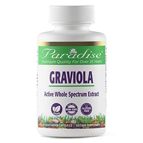 Paradise Herbs Graviola Active Whole Spectrum Extract   Vegan  ...