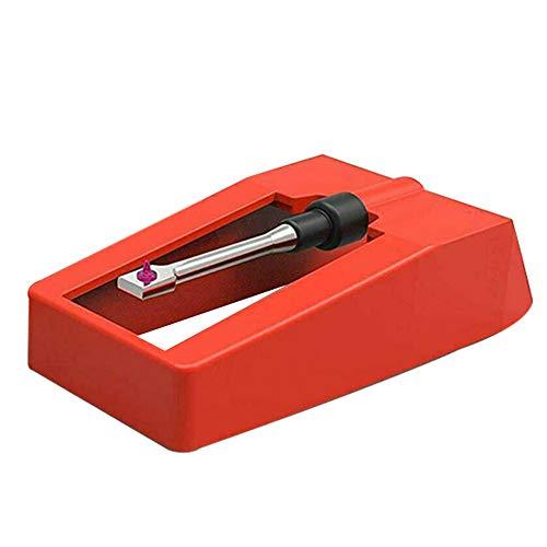 PURATEN platenspeler-pen, 5 stuks platenspeler pin platenspeler vervangende muzieccessoires voor Crosley, Victrola enz.