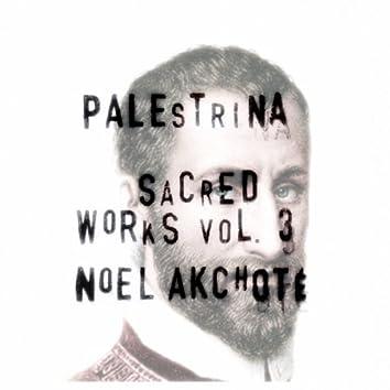 Palestrina: Sacred Works, Vol. 3 (Arr. for Guitar)