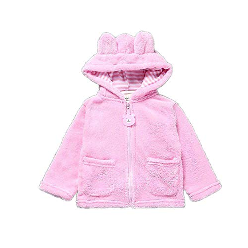 Spring Baby Coat Lamb Cashmere Baby Boy Girl Pajamas For Newborn Twins Baby Clothes Infant T005 12M