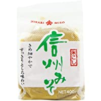 Hikari Medium Sweet White Miso Paste 400g