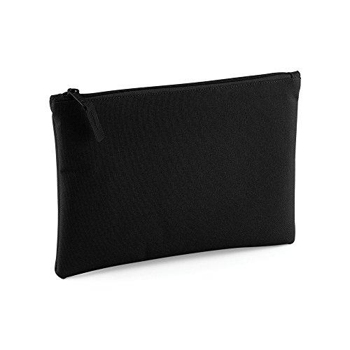 Bagbase Grab - Pochette con cerniera (Taglia unica) (Nero)