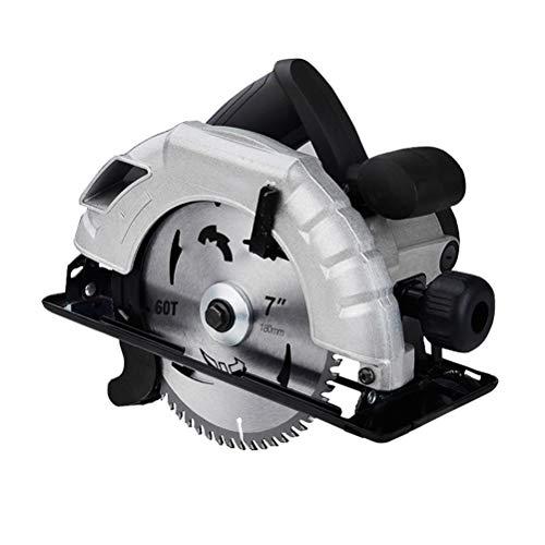 Release Máquina de corte Sierra circular eléctrica de 7 pulgadas 220v 1800w...