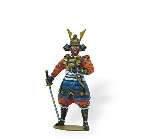Soldatini di piombo Samurai Minamoto Yoshitune SAM001