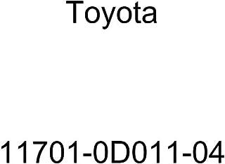 Toyota 11701-0D011-04 Engine Crankshaft Main Bearing