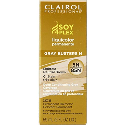 Price comparison product image Clairol Professional Permanent Liquicolor,  Lightest Neutral Brown,  2 Ounce