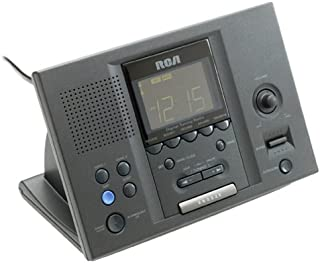 RCA RP3721 Dual Alarm Clock Radio (Discontinued by Manufacturer)