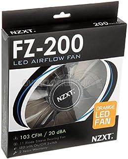FZ 200 LED Airflow Fan Red - NZXT