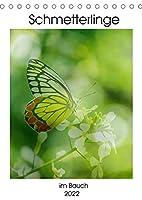 Schmetterlinge im Bauch (Tischkalender 2022 DIN A5 hoch): Die fotografische Ansammlung von Schmetterlingsmotiven, die in der Natur entstanden sind, verleiht Ihnen positive Gluecksgefuehle und farbenfrohe Impressionen. (Monatskalender, 14 Seiten )