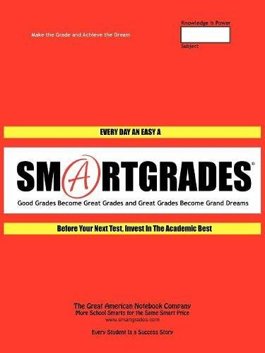 SMARTGRADES 2N1 School Notebooks 'How to Ace a Multiple Choice Exam': 5 STAR REVIEWS: Student Tested! Teacher Approved! Parent Favorite! In 24 Hours, Earn A Grade and Free Gift!