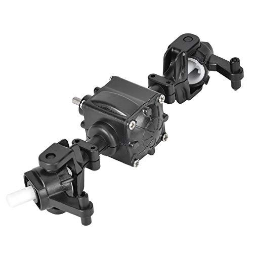 VGEBY Eje de transmisión de Metal con Eje diferencial de Engranajes 1/16 para FY004 Q64 Q60 WPL B36 MN77 Coche RC de 6 Ruedas(Eje Frontal)