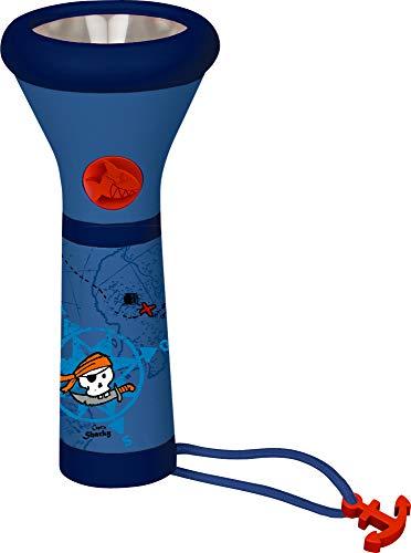 Capt'n Sharky Spiegelburg Kinder Taschenlampe 3 Verschiedene Leuchtmodi