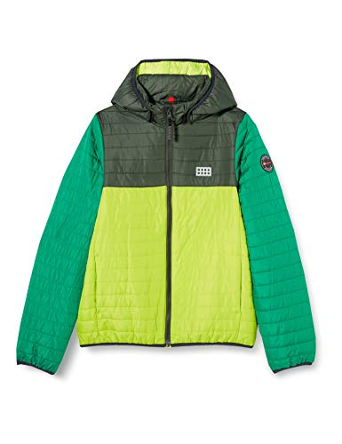 Lego Wear Jungen LWJOSHUA-Winterjacke Jacke, 813 Light Green, 140