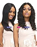 Janet Collection Luscious Remy Indian Human Hair TEYANA HD Lace Wig (NATURAL)