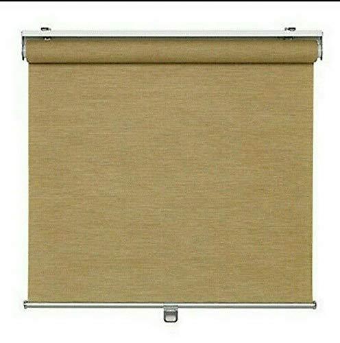 IKEA Busktoffel Rollo Schnurlos beige 60x250cm Vorhang