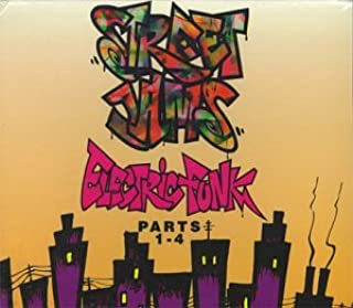 Street Jams: Electric Funk, Parts 1-4