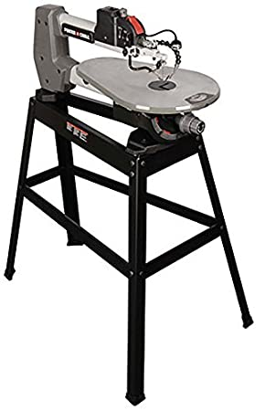 Porter-Cable 18-inch Variable Speed Scroll Saw with Stand