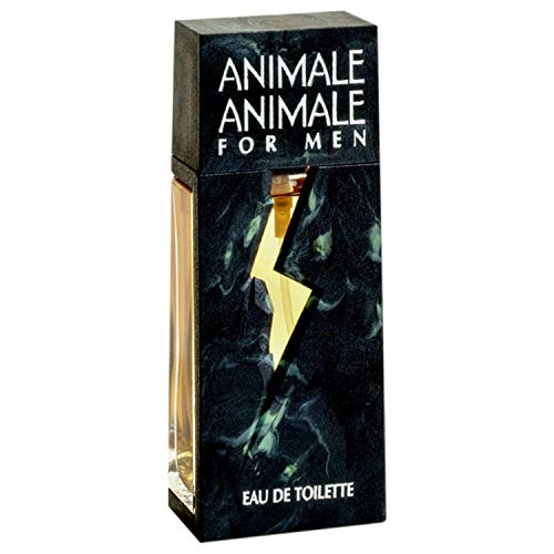 Animale Animale Eau De Toilette Spray for Men, 6.8 Ounce
