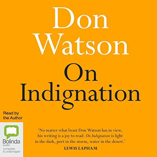 On Indignation cover art
