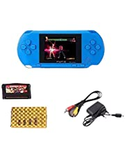 Amisha Gift Gallery PVP Station Light 3000 Handheld Video Game Console for Kids with 1 Cassette