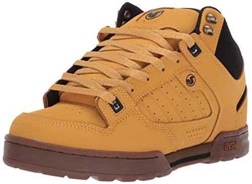 DVS Militia Boot, Chaussures de Skateboard Hommes, Marron (Tan Nubuck 261), 45 EU