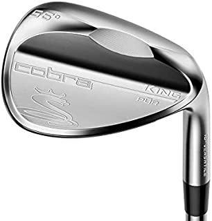 Cobra King PUR Wedge Sand SW 54 10 Deg Bounce Nippon NS Pro Modus 3 Tour 130 Steel X-Stiff Right Handed 35.25 in