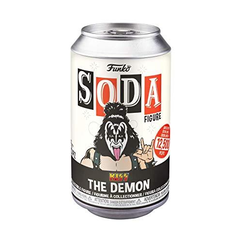Mighty Mojo Kiss: Boneco de vinil do demônio (Gene Simmons) – Edição limitada: 12.500 peças