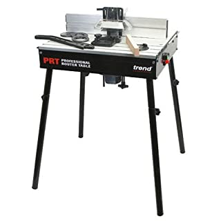 Trend PRT Professional Router Table UK 230V, 240 V, Black (B00386UHRE) | Amazon price tracker / tracking, Amazon price history charts, Amazon price watches, Amazon price drop alerts