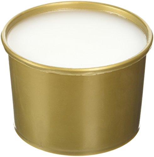Gold Label Dubbin - Cera para Calzado y Ropa de Piel marrón Beige Talla:200 g