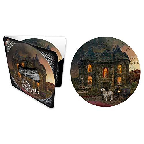 Opeth In Cauda Venenum 72pc Circular Puzzle Schwarz